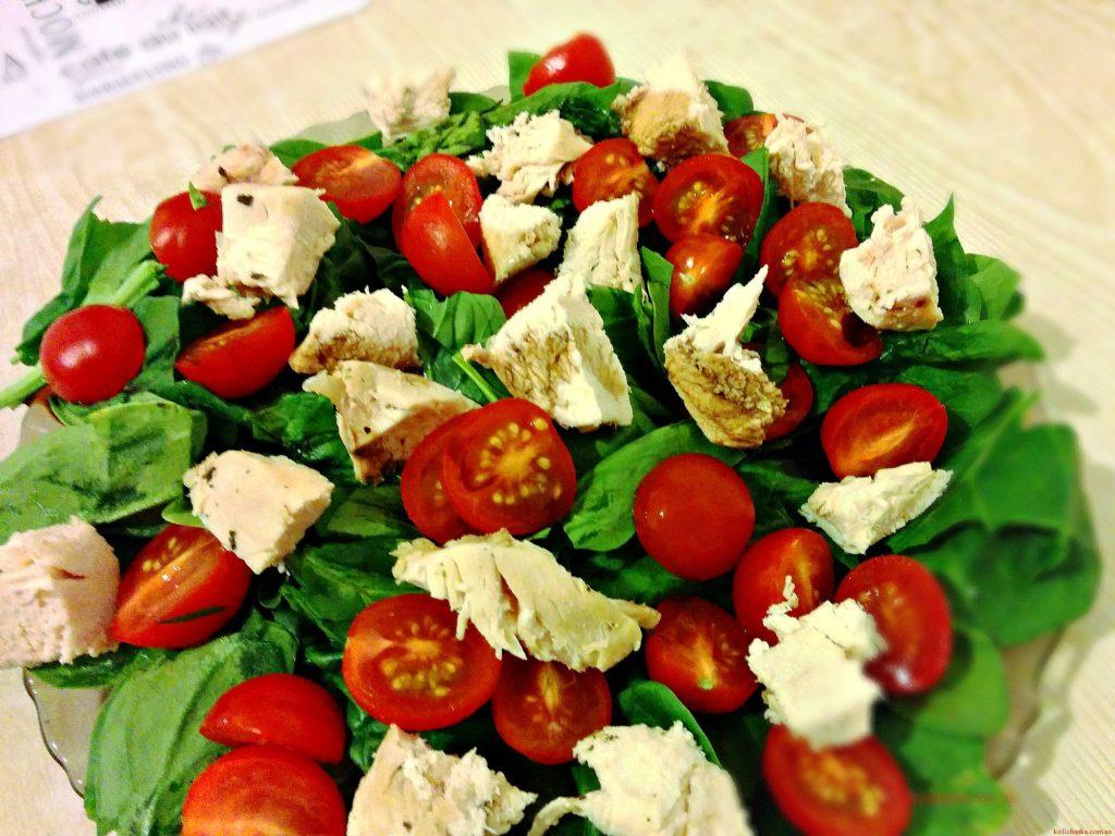 Рецепты смешные салаты с фото