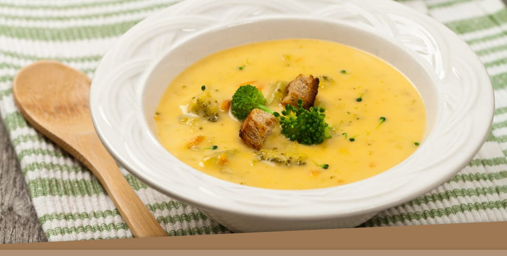 Сирний суп з овочами: простий рецепт приготування