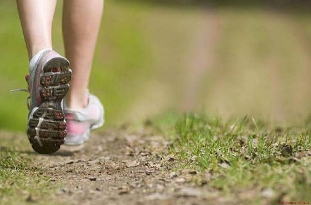 Чим корисна ходьба?