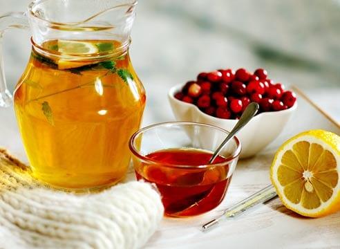 ТОП - 7 чаїв проти застуди
