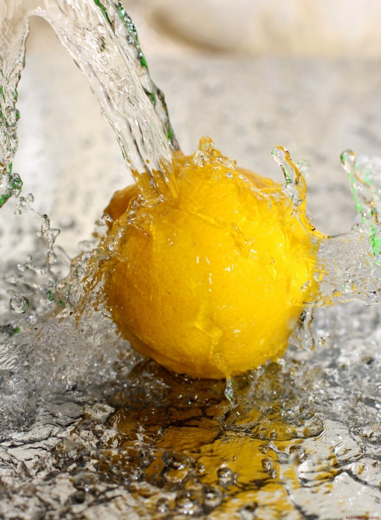 как вода с лимоном помогает похудеть