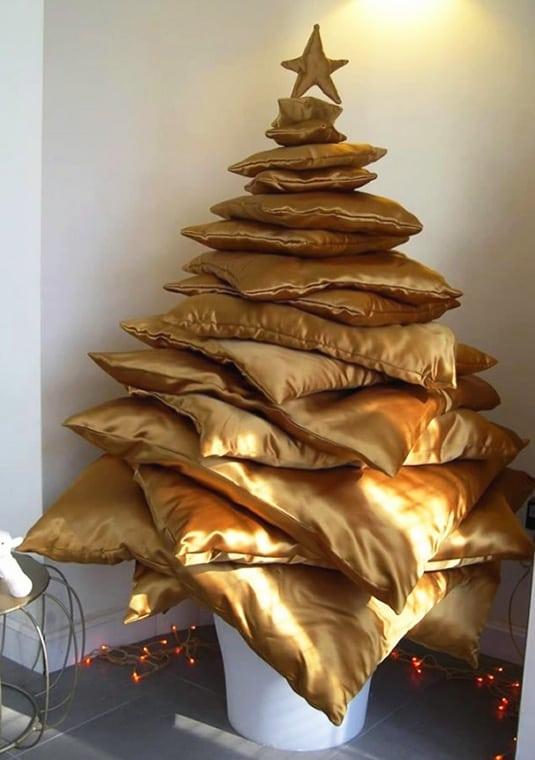 Оригінальні ідеї новорічних ялинок
