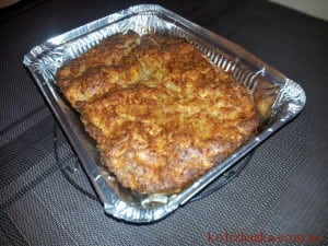 М'ясний хлібець в духовці. Як готувати?