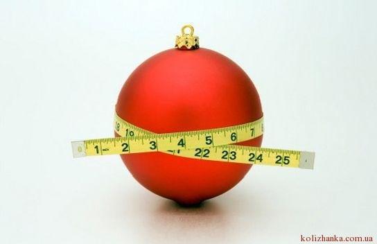 9 порад, як не набрати вагу в новорічні свята
