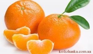Все, що потрібно знати про мандарини