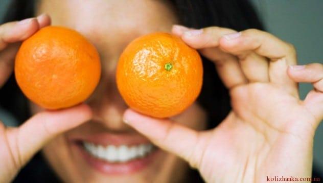 Все, що потрібно знати про мандарини !