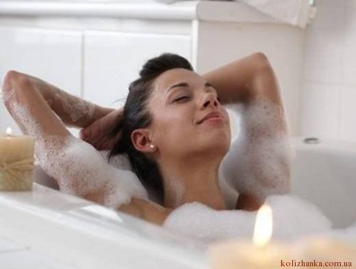 Приймаємо ванну. Що можна додавати ?
