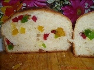 фото, рецепт приготування цукатної паски