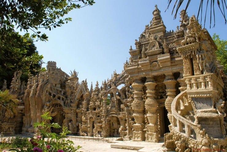 Ideal Palace, Hauterives, Франція
