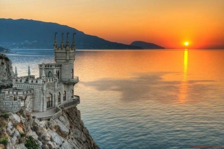 Ластівчине гніздо, Ялта, Україна
