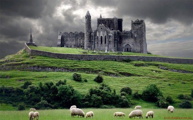 Рок Кашел, Ірландія