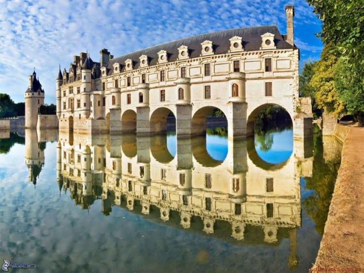 Замок Шенонсо, Долина Луари, Франція