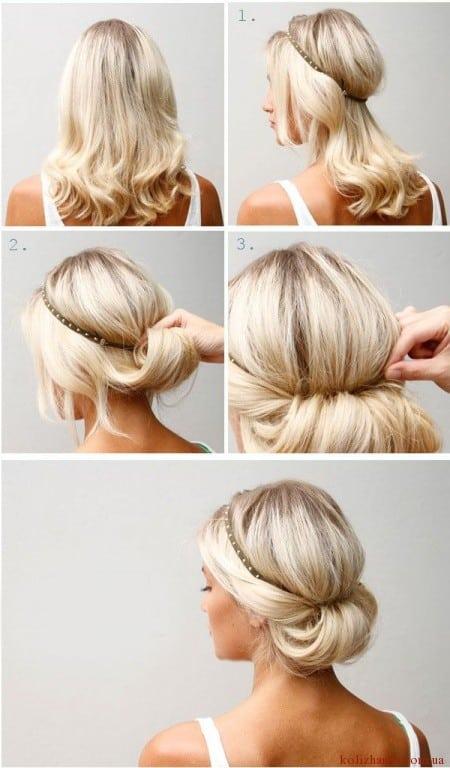 10 зачісок за три хвилини!