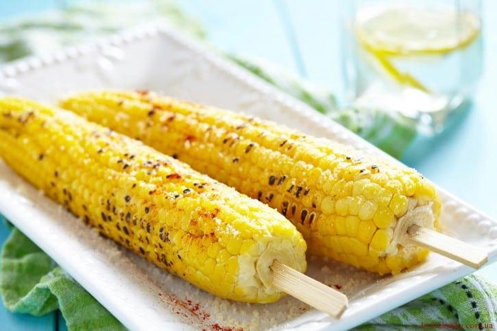 Кукурудза на грилі