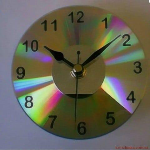 Часы своими руками из металла