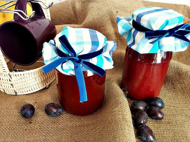 Сливовий сік з м'якоттю: рецепт і дія соку на організм