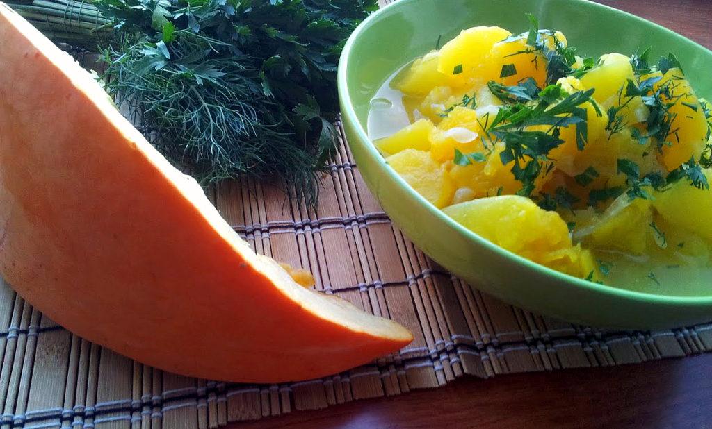 Гарбуз - цілитель ! Рецепти смачних і корисних страв з гарбуза