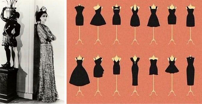Коко Шанель — революціонерка  в світі моди !