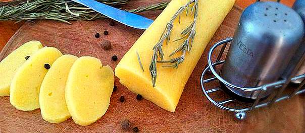 Як зробити плавлений твердий сир в домашніх умовах? Рецепт