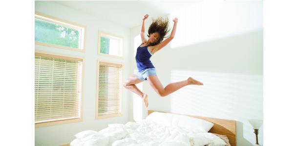5 способів почуватися бадьорим зранку