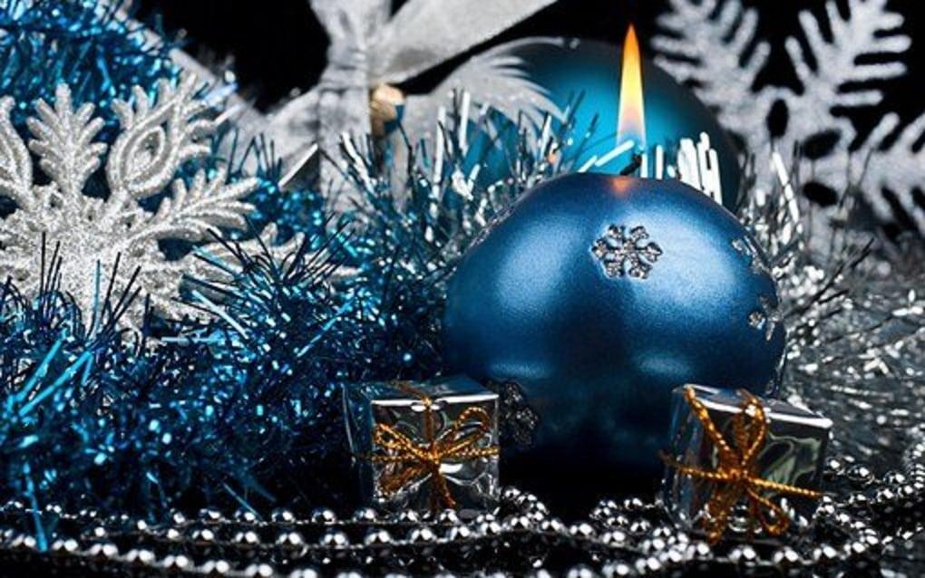 35+ новорічних шпалер на робочий стіл. Фото (34)