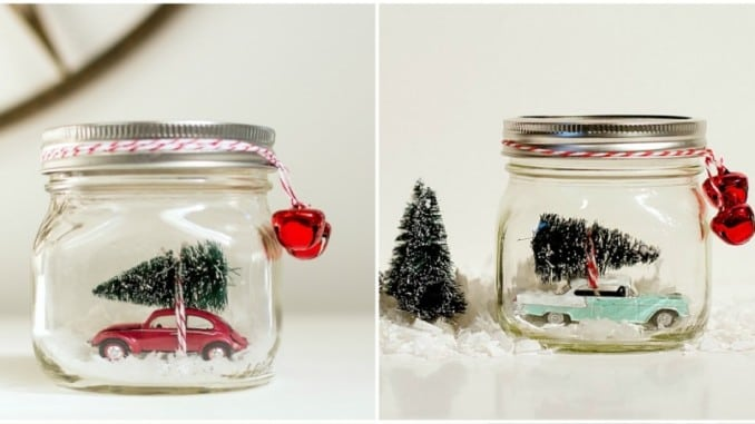 15 новорічних прикрас, які можна зробити за півгодини
