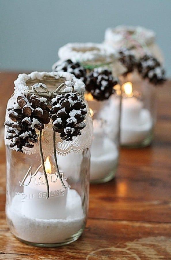 Снігові свічники