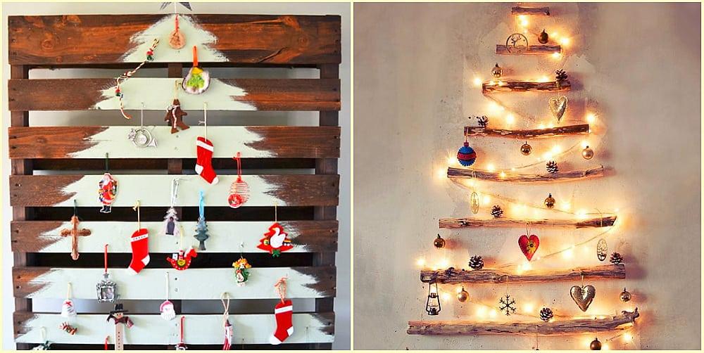 Оригінальні ідеї новорічних ялинок. Фото