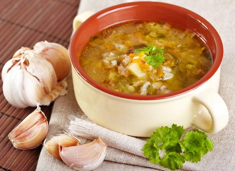 Пісний обід: ТОП-10 простих рецептів перших страв