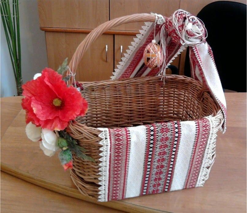 Декор Великоднього кошика 33 фото-ідеї (10)