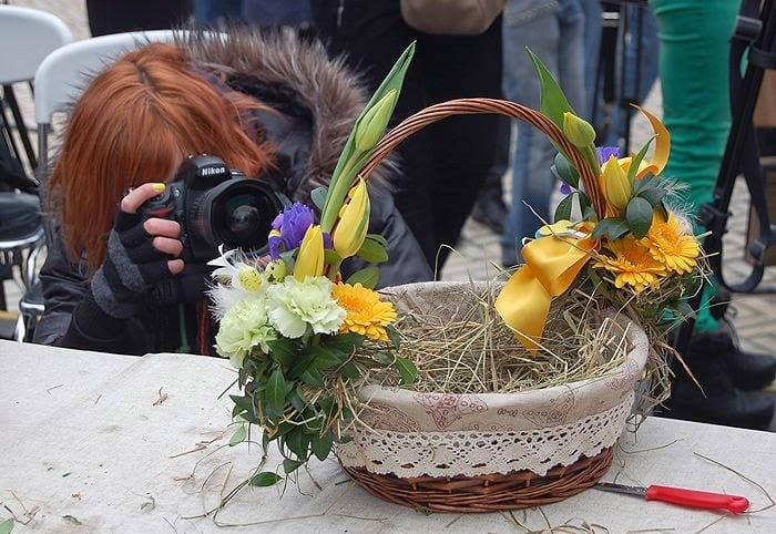 Декор Великоднього кошика 33 фото-ідеї (14)