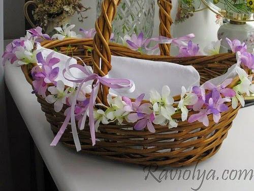 Декор Великоднього кошика 33 фото-ідеї (17)