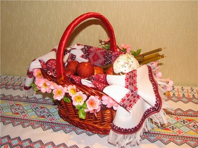 Декор Великоднього кошика 33 фото-ідеї (24)