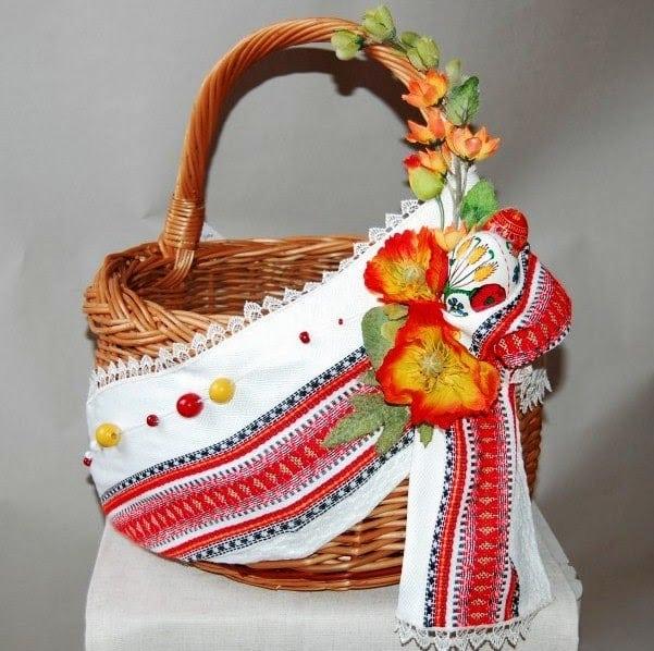 Декор Великоднього кошика 33 фото-ідеї (28)