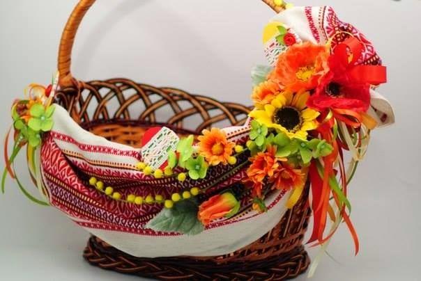 Декор Великоднього кошика 33 фото-ідеї (31)