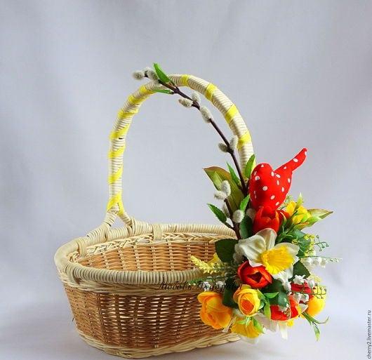 Декор Великоднього кошика 33 фото-ідеї (4)
