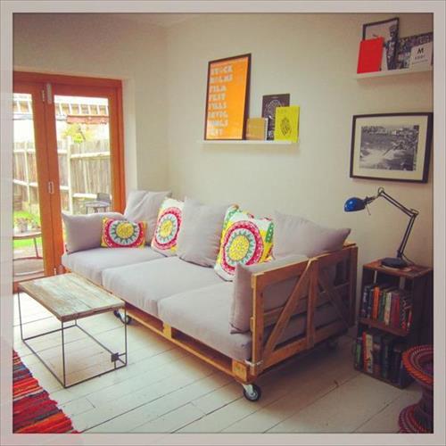 Меблі з піддонів 37 креативних ідей з фото (10)