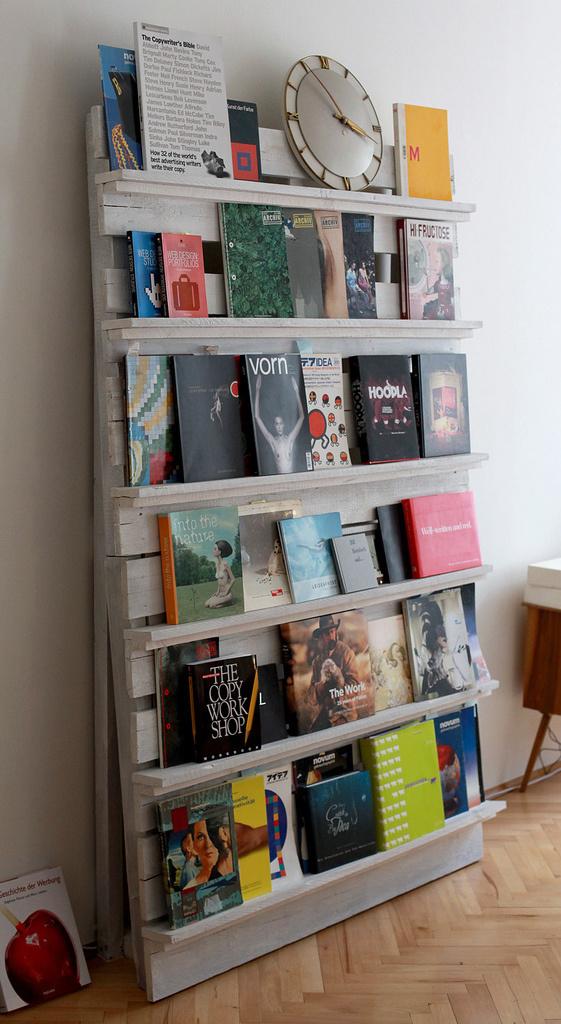 Меблі з піддонів 37 креативних ідей з фото (21)