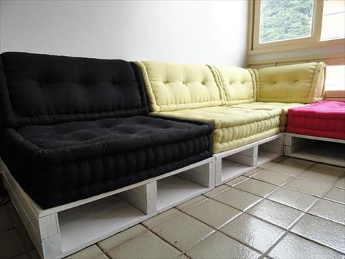 Меблі з піддонів 37 креативних ідей з фото (5)