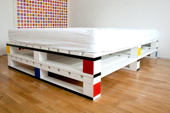 Меблі з піддонів 37 креативних ідей з фото (6)