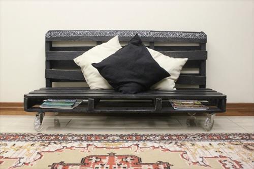 Меблі з піддонів 37 креативних ідей з фото (8)
