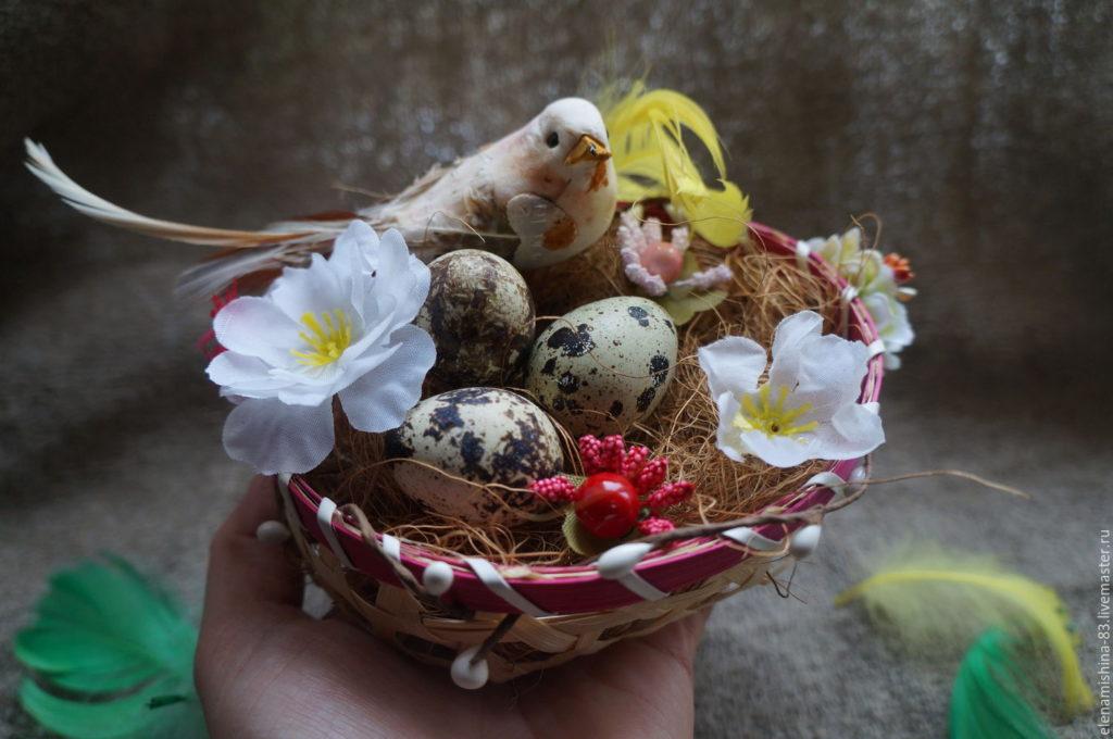 Пасхальна флористика та декор 45 ідей з фото (11)