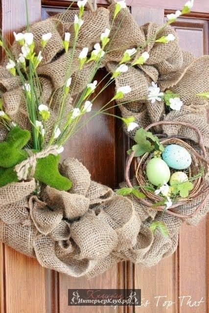 Пасхальна флористика та декор 45 ідей з фото (30)