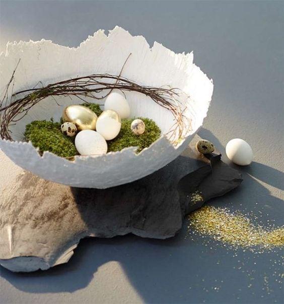 Пасхальна флористика та декор 45 ідей з фото (6)