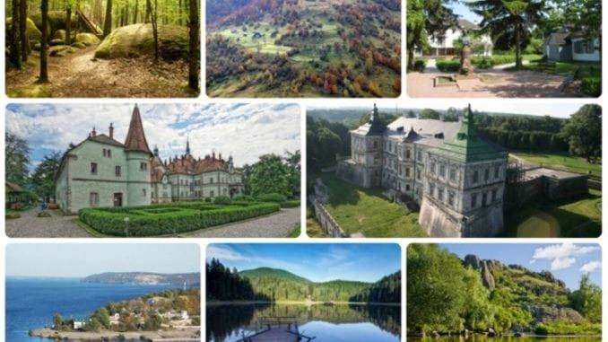 Невідома Україна: 19 унікальних сіл для незабутніх подорожей Україною (фото)