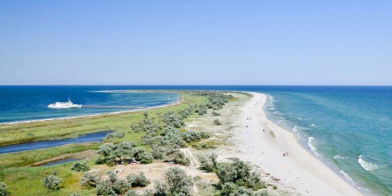 Херсонська область: «острівна країна»