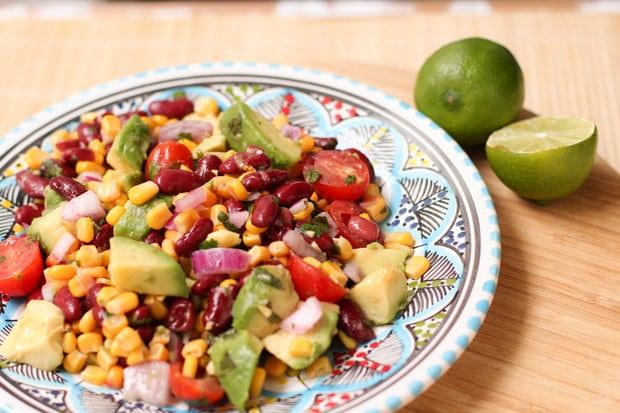 Мексиканський салат