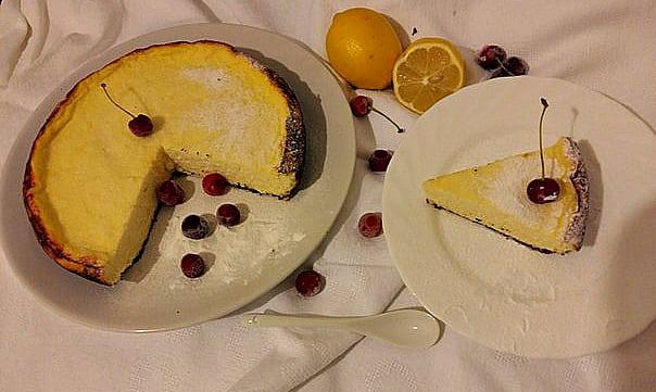 Дуже ніжна сирна запіканка, дієтична: мінімум калорій, максимум смаку та користі !