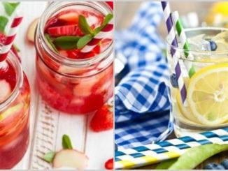 Удар по жарі: 20 рецептів літніх освіжаючих лимонадів