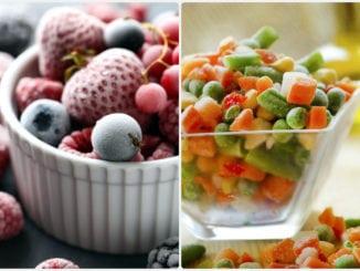Що заморозити на зиму: ягоди, фрукти, овочі, гриби. Загальні правила заморозки продуктів